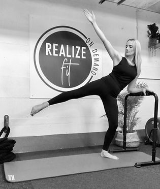 Barre Video On Demand - Join Today