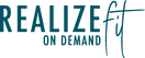 Realize Fit On Demand Logo
