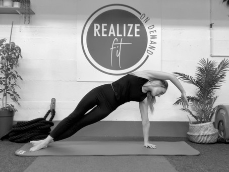 3 Top Tips to Build a Stronger Core