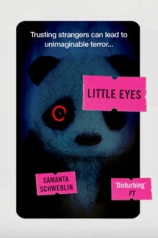Little Eyes - Samanta Schweblin
