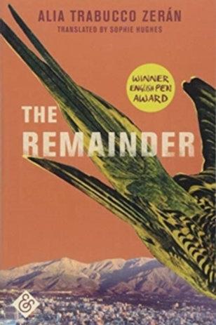 The Remainder - Alia Trabucco Zeran