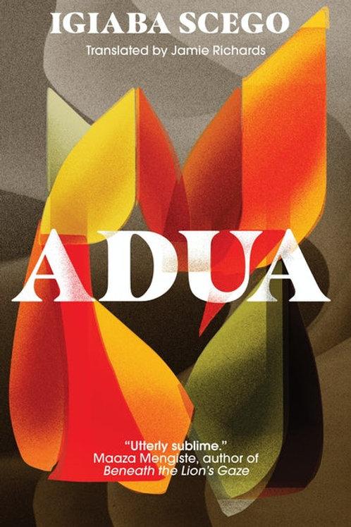 Adua - Igiaba Scego
