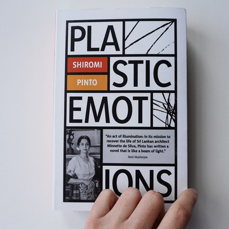 Book Review: Plastic Emotions by Shiromi Pinto