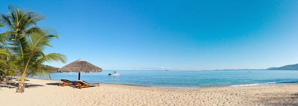 Beach Scene - Feature Image