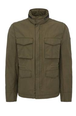 Regular-fit field jacket
