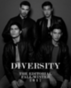 Fashion One The Editorial Fall/Winter 2017 Diversity