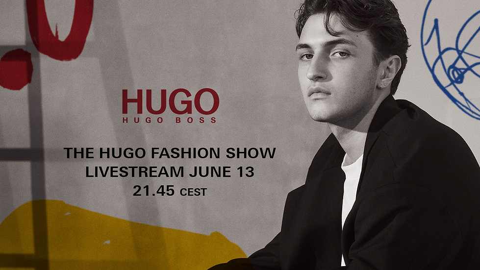 HUGO Fashion Show SS18