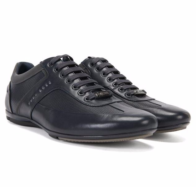 Leather Trainers 'Sporty_Lowp_ltmb'