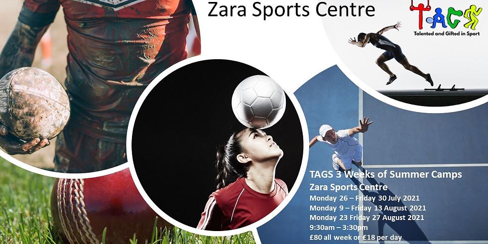 TAGS Multi-Sport Camp (Bradford)