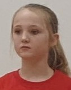 Ava Chaplian West Yorkshire SH Athletics
