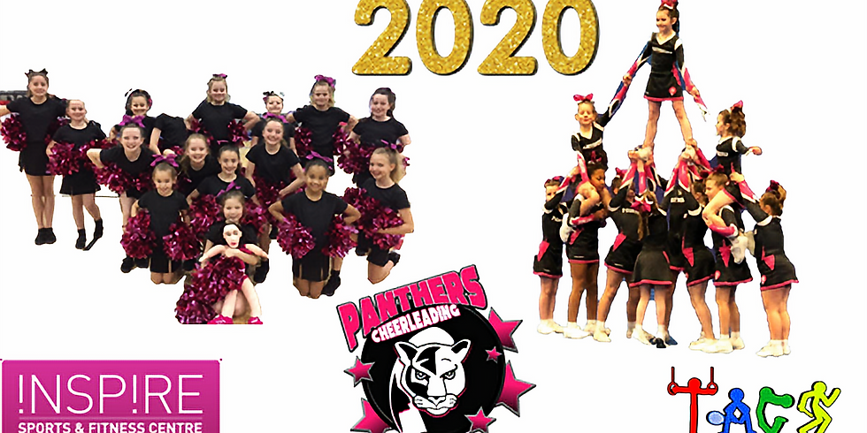 Panthers Cheerleading October 2020