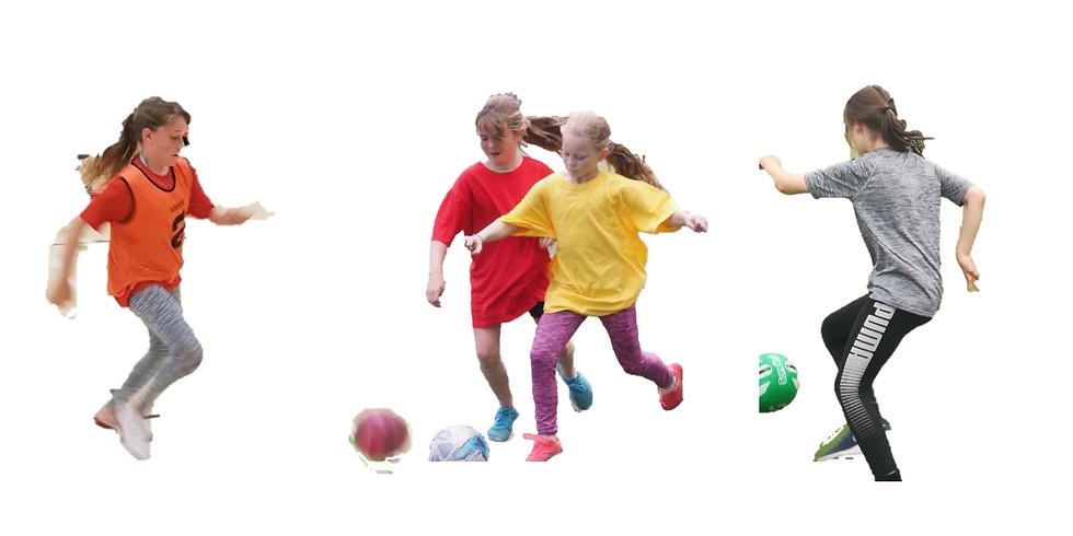 TAGS Girls Football & Multi-Sports Camp (Halifax Summer)