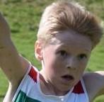 Archie Peaker National Fell Running Cham