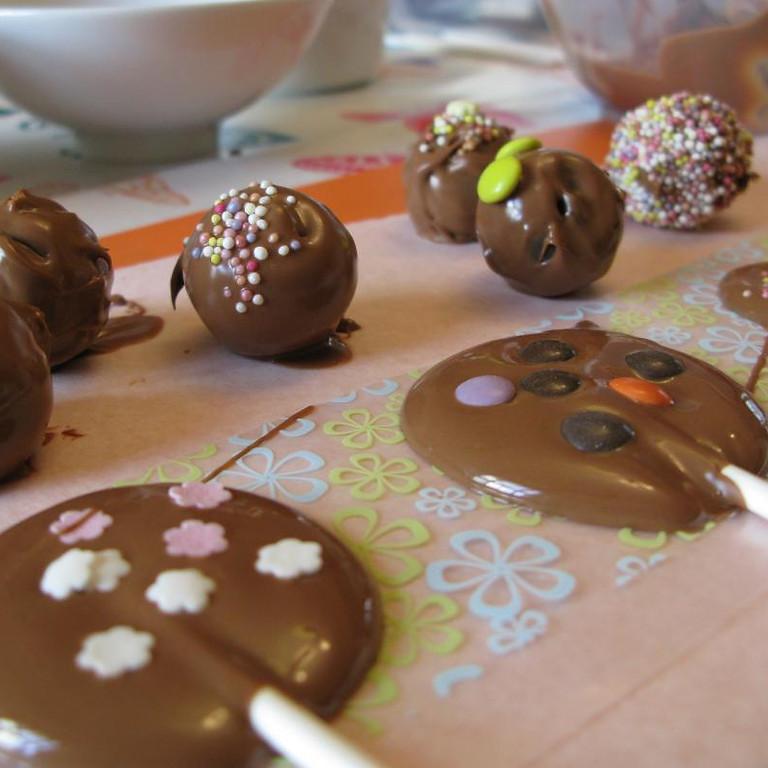 Chocolate Making Workshop For Pre Schoolers'