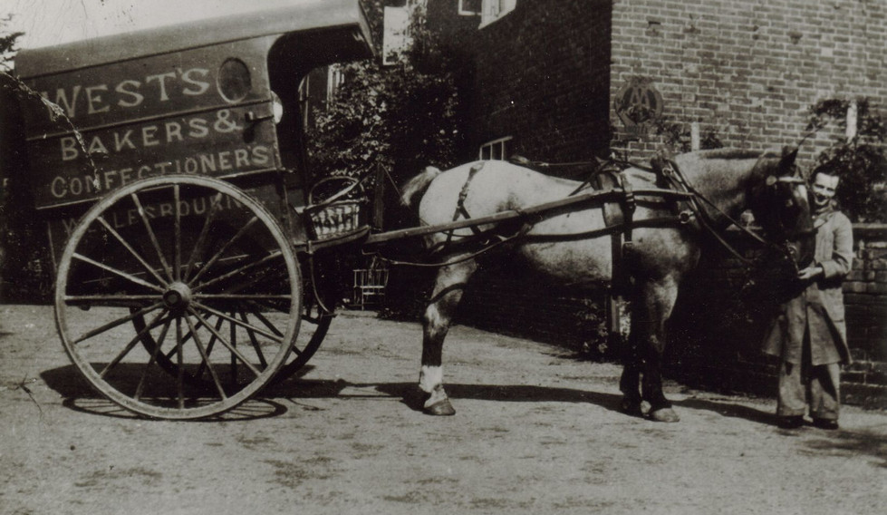 H.T.Wests became Wests Bakers early 1900's