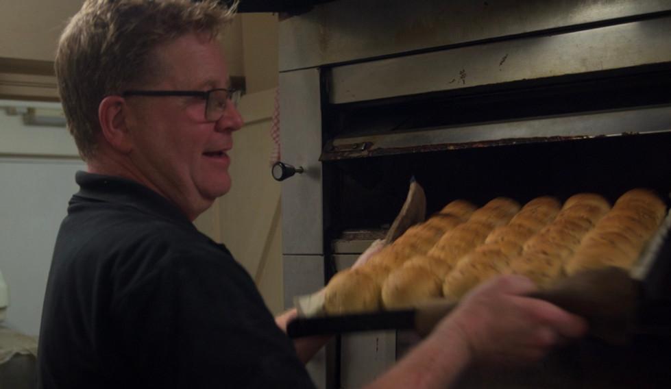 Head Baker & Owner, Mark Lane