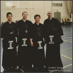 Instagram - #Londonkenyukai team for Londoncup Sorry for missing you Pascal.jpg