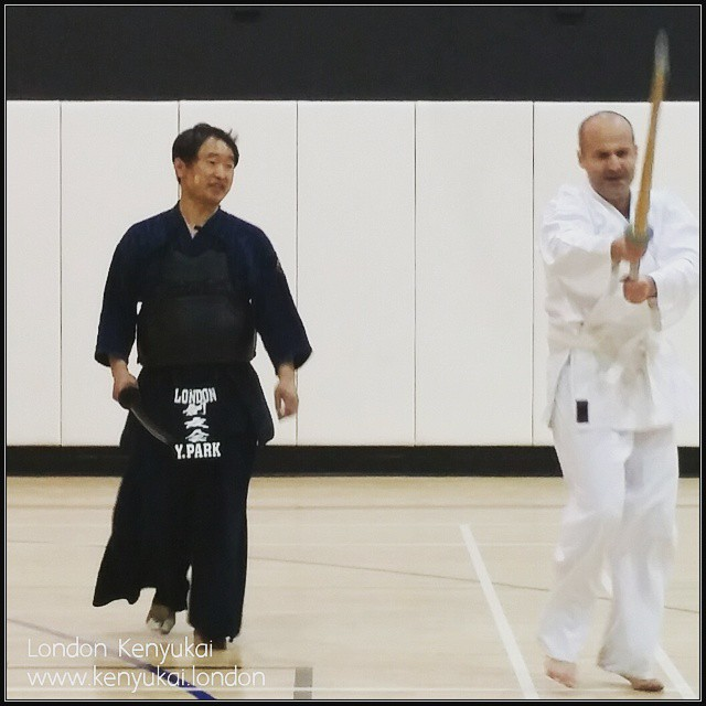 Instagram - #Beginners course  #stepbystep  #patience  #Kendo  #kokenchiai  #enj
