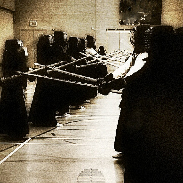 Instagram - London Kenyukai.  #Londonkenyukai #keiko #kendo Today. Our First ses