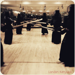 Instagram - #londonkenyukai  monday session. Thanks to all guys.  Let's enjoy bu