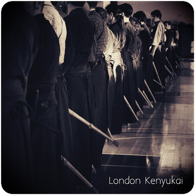 Instagram - #Beginners course starts #londonkenyukai  #Keiko #kendo
