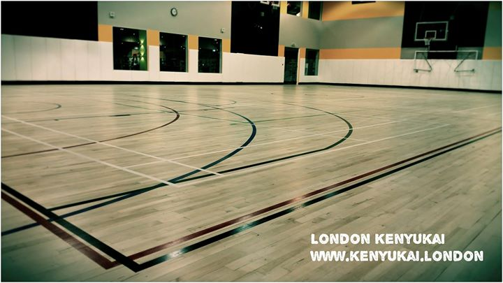 Facebook - London Kenyukai Wednesday session begins from next week (12th Nov).jp