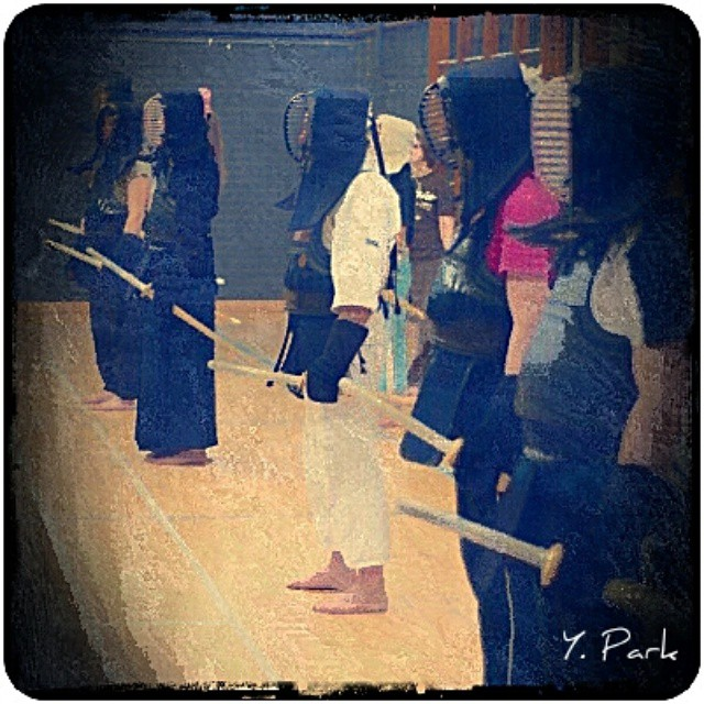 Instagram - Old scene from #Nenriki beginners course in 2007 @old school. Missin