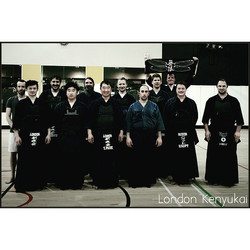 Instagram - #londonkenyukai  #kokenchiai  #kihon #keiko #kendo  Mon: 20:30 - 22: