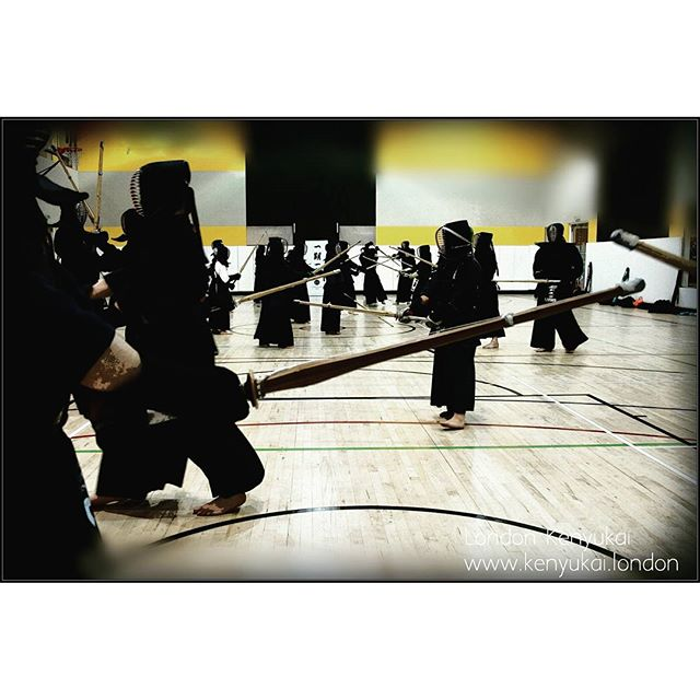 Instagram - #London #canarywharf #reeboklondon #martialarts #kendo  #londonkenyu