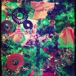 Instagram - #Christmas tree light turns on home.jpg #Kendo & Princesses.jpg