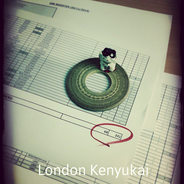 Instagram - #londonkenyukai 68 people signed up.jpg Accumulated participants rea