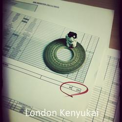Instagram - #londonkenyukai 68 people signed up.jpg Accumulated participants rea
