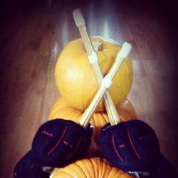 Instagram - Pumpkin Nito #kendo