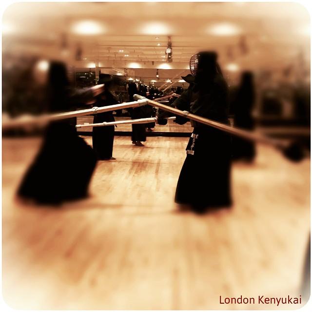 Instagram - #maai #londonkenyukai #kihon #Kamae #Waza #keiko #Kendo