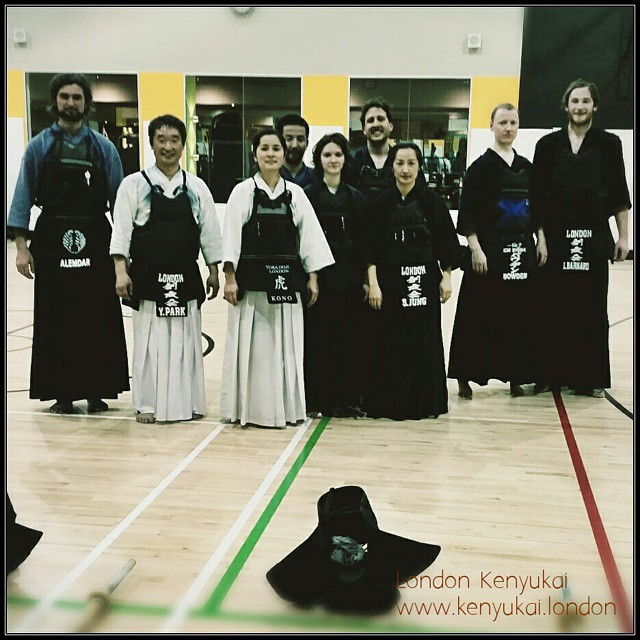 Instagram - #Good #keiko #wonderful #friends #kokenchiai  #Kamae #kihon  #Kendo