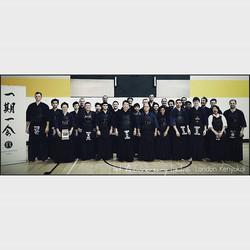 Instagram - #londonkenyukai  #1st #anniversary #keiko  #thankyou all #friends  #