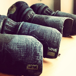 Instagram - My old kotes are repaired for #londonkenyukai.jpg
