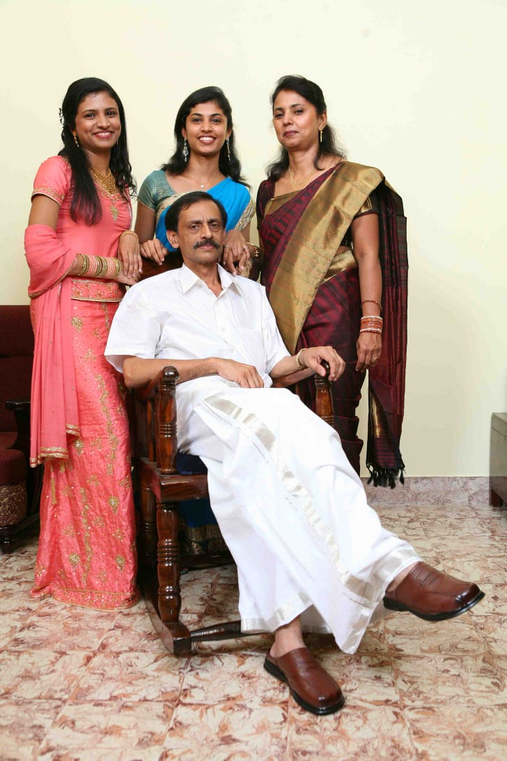 Ancy Mathew Family.jpg