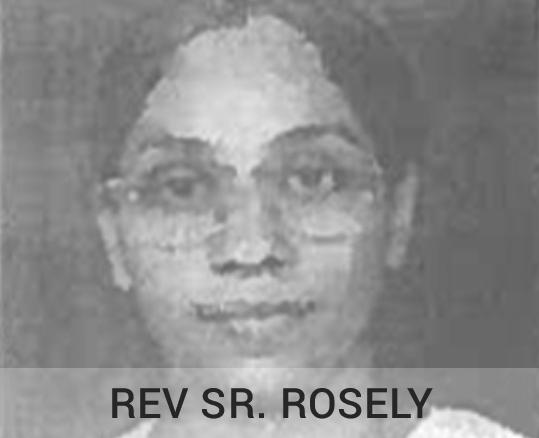 Sr Rosely