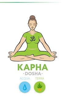 Dosha Kapha - alimentazione