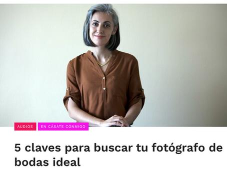 Entrevista para Gipuzkoa Bodas en Habla Radio