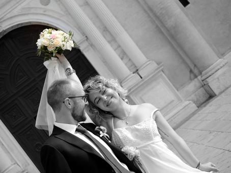 Scatti di nozze