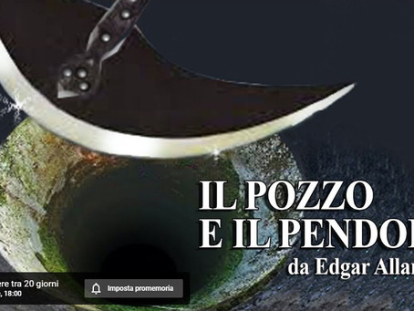 Il Pozzo e il Pendolo - Prototeatro legge Edgar Allan Poe