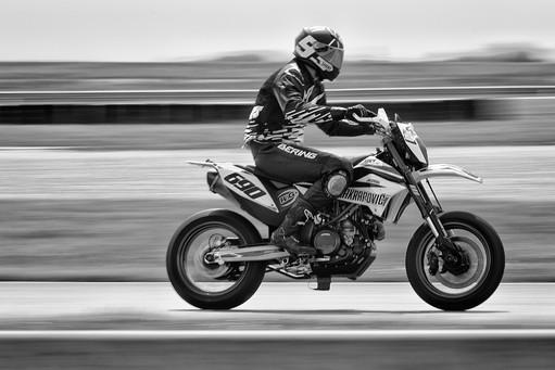 moto ferte gaucher vitesse