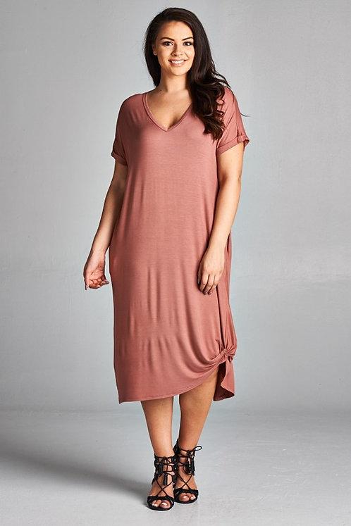 The Victoria Dress Plus Size