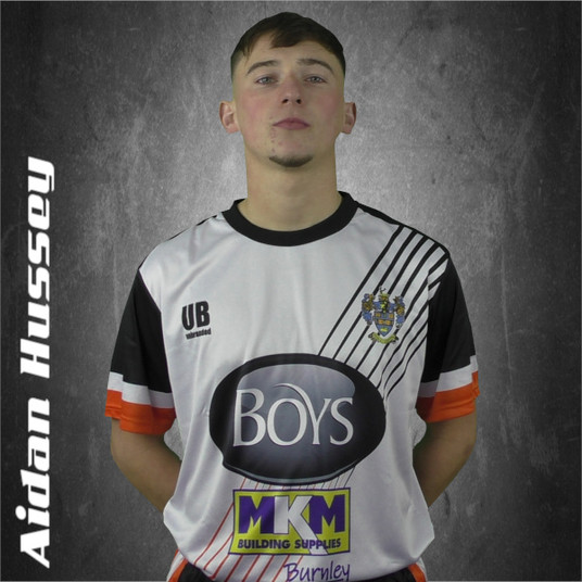 Aidan Hussey