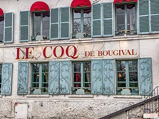 Le Coq à Bougival
