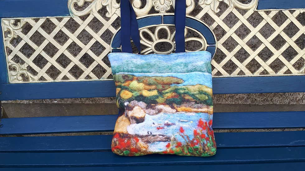 Kells Bay Art Bag