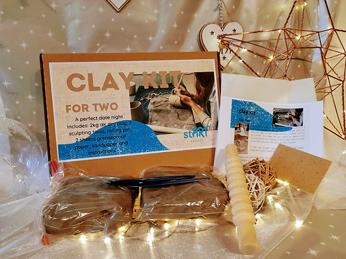 Clay Kit for Two
