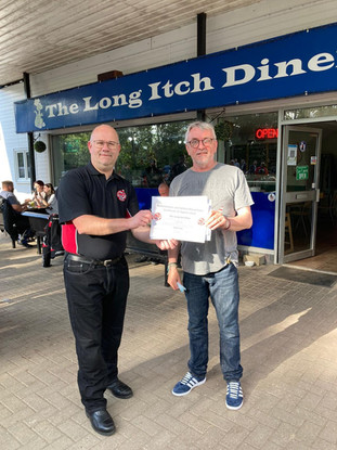 LONG ITCH DINER SUPPORT
